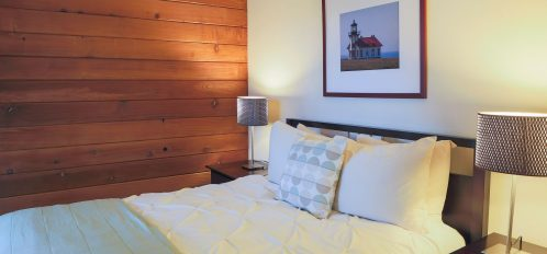 Albion room's bedroom