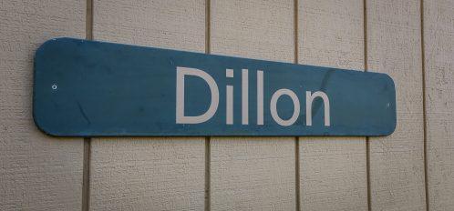 Dillon Sign