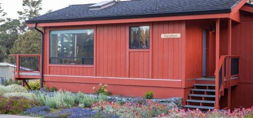 Farallon room's exterior