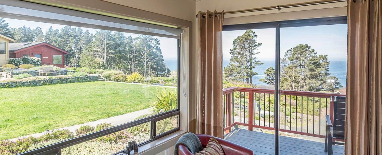 Farallon Cottage's view