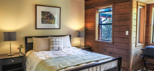 Gualala Bedroom