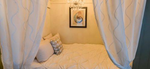 Little River House's bedroom